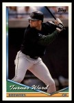 1994 Topps Traded #104 T Turner Ward  Front Thumbnail