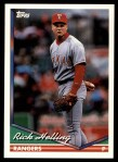 1994 Topps Traded #58 T Rick Helling  Front Thumbnail