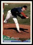1994 Topps Traded #36 T Jack Morris  Front Thumbnail