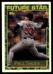 1994 Topps Traded #78 T Paul Shuey  Front Thumbnail