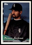 1994 Topps Traded #108 T Darrin Jackson  Front Thumbnail