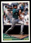 1994 Topps Traded #99 T Felix Fermin  Front Thumbnail