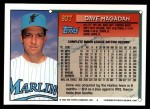 1994 Topps Traded #80 T Dave Magadan  Back Thumbnail