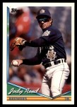 1994 Topps Traded #57 T Jody Reed  Front Thumbnail