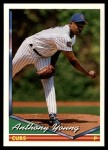 1994 Topps Traded #110 T Anthony Young  Front Thumbnail