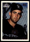 1995 Topps Traded #67 T Jason Bates  Front Thumbnail