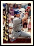 1995 Topps Traded #6 T Mike Piazza  Front Thumbnail