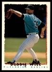 1995 Topps Traded #123 T Bobby Witt  Front Thumbnail