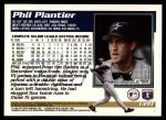 1995 Topps Traded #149 T Phil Plantier  Back Thumbnail
