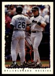 1995 Topps Traded #20 T Larry Walker  Front Thumbnail