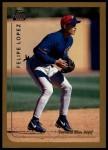 1999 Topps Traded #10 T Felipe Lopez  Front Thumbnail