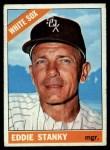 1966 Topps #448  Eddie Stanky  Front Thumbnail