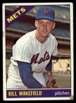 1966 Topps #443  Bill Wakefield  Front Thumbnail