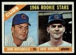 1966 Topps #482   -  John Boccabella / Dave Dowling Cubs Rookies Front Thumbnail