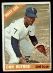 1966 Topps #465  Don Buford  Front Thumbnail