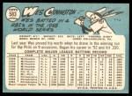 1965 Topps #583  Wes Covington  Back Thumbnail
