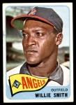 1965 Topps #85  Willie Smith  Front Thumbnail