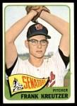 1965 Topps #371  Frank Kreutzer  Front Thumbnail