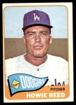 1965 Topps #544  Howie Reed  Front Thumbnail