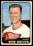 1965 Topps #219  Bob Meyer  Front Thumbnail