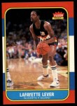 1986 Fleer #63  Fat Lever  Front Thumbnail