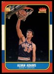 1986 Fleer #2  Alvan Adams  Front Thumbnail