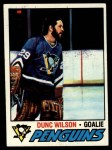 1977 Topps #224  Dunc Wilson  Front Thumbnail