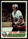 1977 Topps #116  Dave Lewis  Front Thumbnail