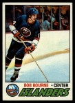 1977 Topps #93  Bob Bourne  Front Thumbnail