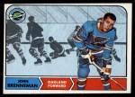 1968 Topps #83  John Brenneman  Front Thumbnail