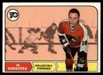 1968 Topps #98  Ed Hoekstra  Front Thumbnail