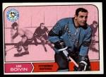 1968 Topps #101  Leo Boivin  Front Thumbnail