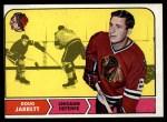 1968 Topps #13  Doug Jarrett  Front Thumbnail