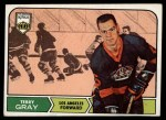 1968 Topps #44  Terry Gray  Front Thumbnail