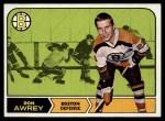 1968 Topps #3  Don Awrey   Front Thumbnail