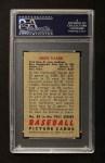 1951 Bowman #85  Eddie Kazak  Back Thumbnail