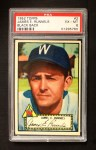 1952 Topps #2 BLK Pete Runnels  Front Thumbnail