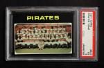 1971 Topps #603   Pirates Team Front Thumbnail