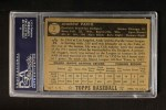 1952 Topps #1 BLK Andy Pafko  Back Thumbnail