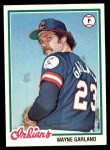 1978 Topps #174  Wayne Garland  Front Thumbnail