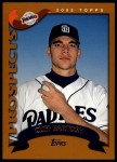 2002 Topps Traded #146 T Cliff Bartosh  Front Thumbnail