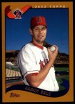 2002 Topps Traded #81 T Aaron Sele  Front Thumbnail