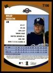 2002 Topps Traded #190 T Brad Nelson  Back Thumbnail