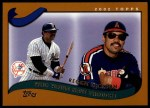 2002 Topps Traded #267 T  -  Reggie Jackson Who Would Have Thought Front Thumbnail