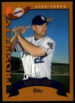 2002 Topps Traded #184 T Xavier Nady  Front Thumbnail