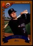 2002 Topps Traded #177 T Brett Kay  Front Thumbnail