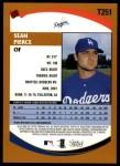 2002 Topps Traded #251 T Sean Pierce  Back Thumbnail