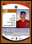 2002 Topps Traded #172 T Bobby Jenks  Back Thumbnail