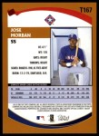 2002 Topps Traded #167 T Jose Morban  Back Thumbnail