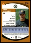 2002 Topps Traded #261 T Adam Morrissey  Back Thumbnail